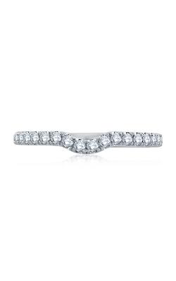 A. Jaffe Art Deco Wedding Band MR1851Q product image