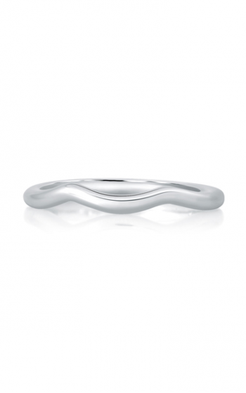 A. Jaffe Metropolitan Wedding band MRS463-PL product image