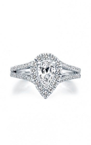 A. Jaffe Classics Engagement ring MES824 product image