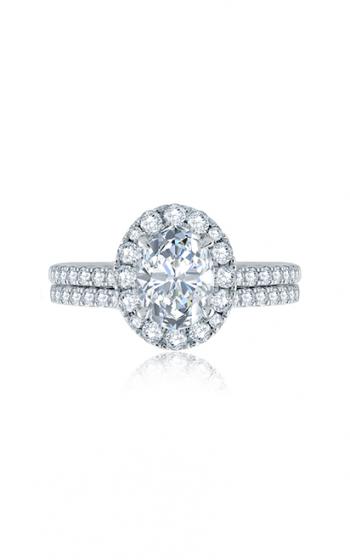A. Jaffe Classics Engagement ring ME2168Q-205 product image