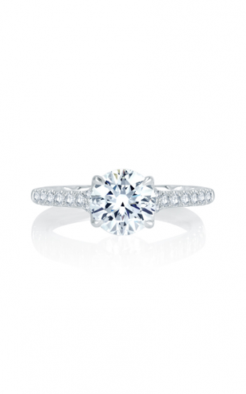 A. Jaffe Seasons of Love Engagement ring MES742Q-178 product image