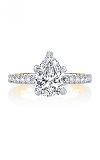 A. Jaffe Classics Engagement ring MECPS2356Q product image