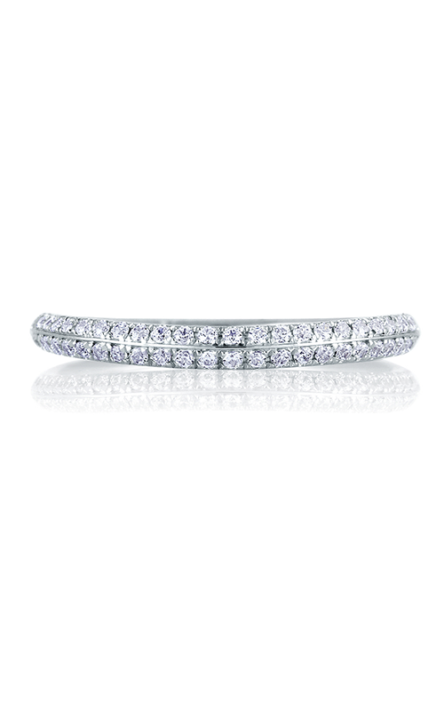 A. Jaffe Art Deco Wedding band MRS334-26 product image