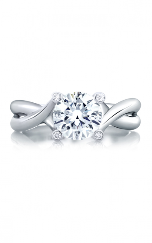 A. Jaffe Metropolitan Engagement ring MES463-79 product image