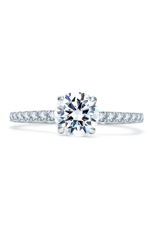 A. Jaffe Engagement ring Quilted Collection ME1857Q-133 product image