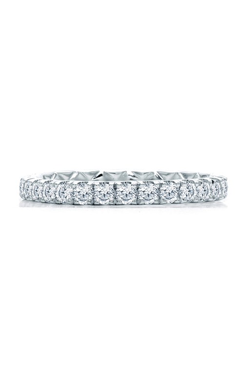 A. Jaffe Wedding band Quilted Collection WR1024Q-50 product image