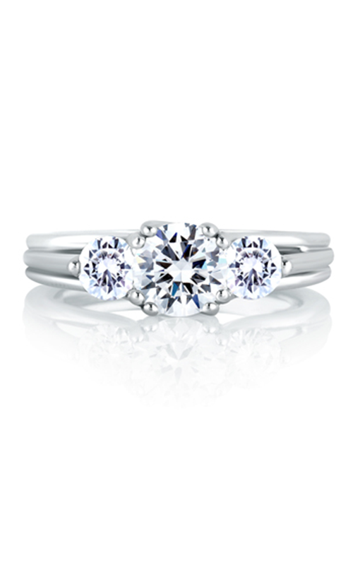 A. Jaffe Classics Engagement ring ME1279-90 product image