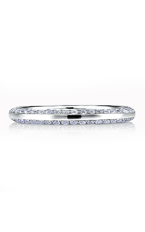 A. Jaffe Art Deco Wedding band MR1543-37 product image