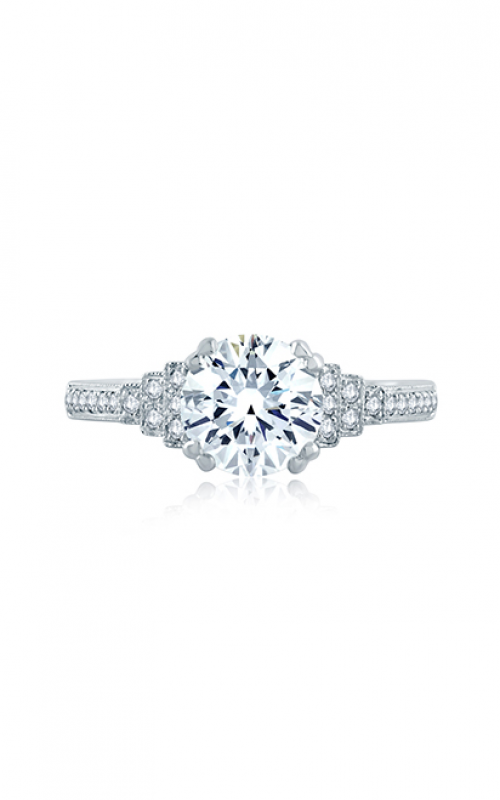 A. Jaffe Art Deco Engagement ring ME2108Q-165 product image