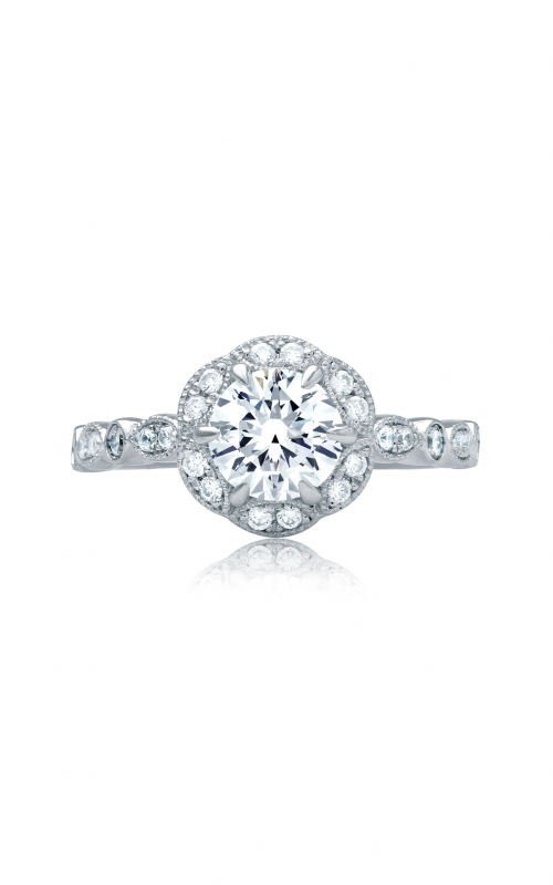 A. Jaffe Art Deco Engagement ring MES828 product image