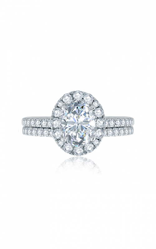 A. Jaffe Classics Engagement ring ME2168Q-205 product image