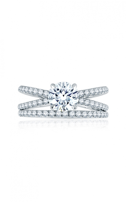 A. Jaffe Classics Engagement ring ME2195Q-146 product image