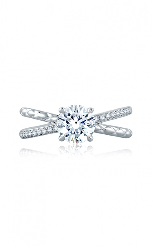 A. Jaffe Metropolitan Engagement ring ME2137Q product image