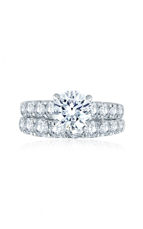 A. Jaffe Metropolitan Engagement ring MES870 product image