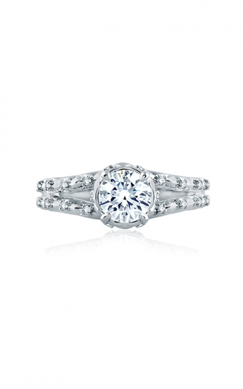A. Jaffe Metropolitan Engagement ring ME2144Q product image