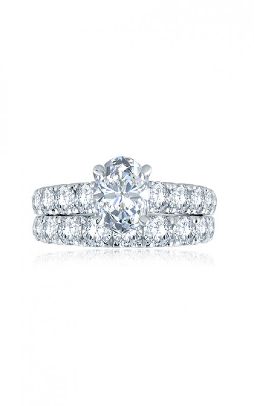 A. Jaffe Metropolitan Engagement ring MES865 product image