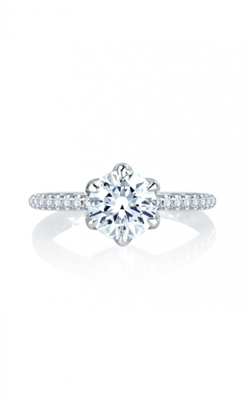 A. Jaffe Seasons of Love Engagement ring MES767Q product image