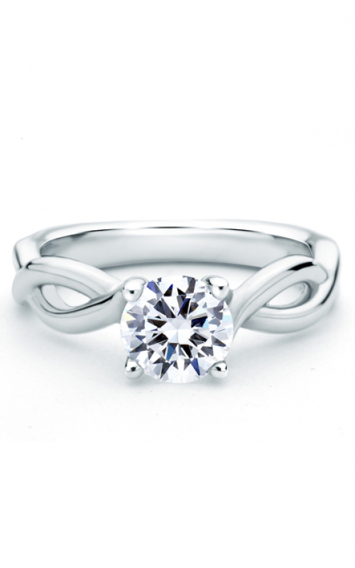 A. Jaffe Seasons of Love Engagement ring MES527 product image