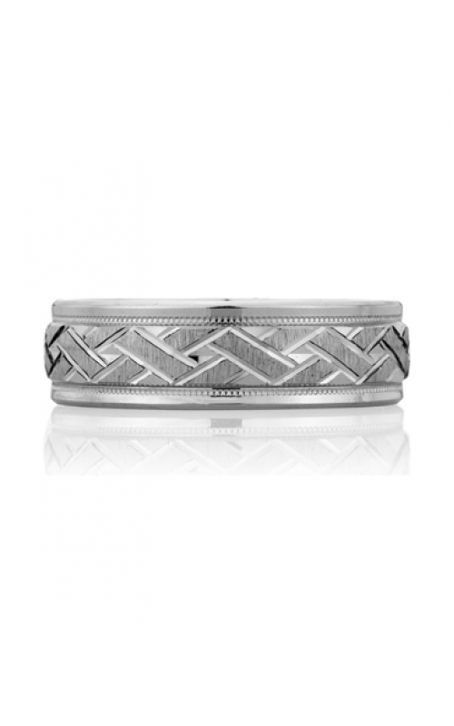 A. Jaffe Wedding band Art Deco BR4263-PL product image