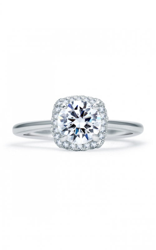A. Jaffe Engagement ring Quilted Collection ME1844Q-123 product image
