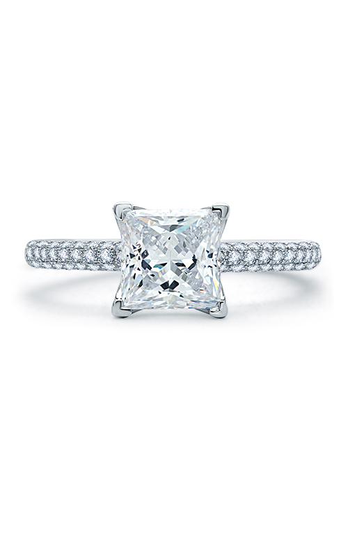 A. Jaffe Engagement ring Quilted Collection ME1855Q-204 product image
