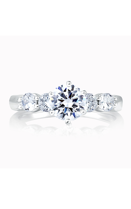 A. Jaffe Engagement ring Classics MES015-40 product image