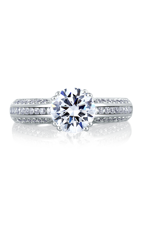 A. Jaffe Engagement ring Metropolitan MES235-74 product image