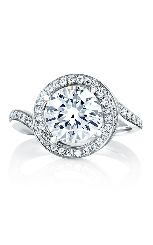 A. Jaffe Engagement ring Metropolitan MES433-143 product image