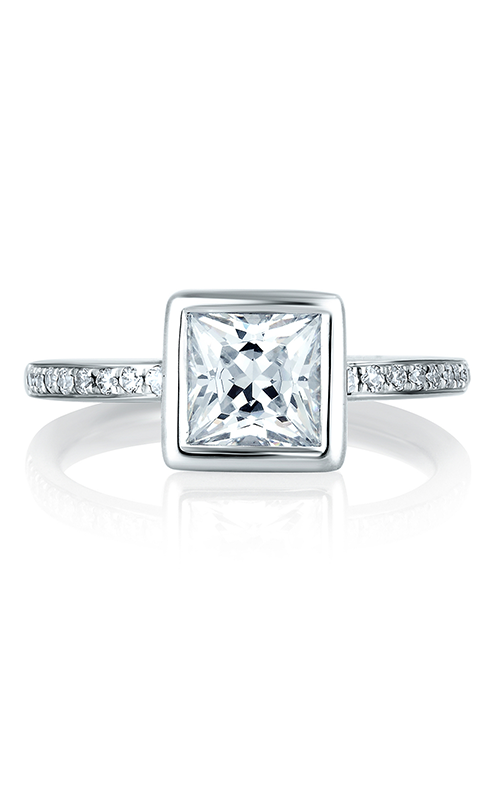 A. Jaffe Engagement ring Metropolitan MES491-115 product image