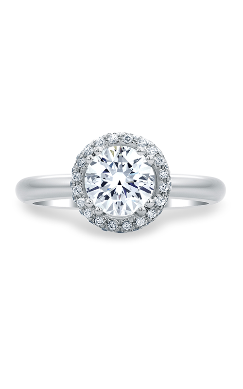 A. Jaffe Engagement ring Metropolitan MES672-130 product image