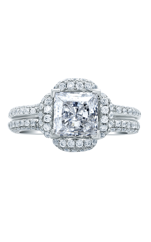 A. Jaffe Engagement ring Seasons of Love MES682-248 product image