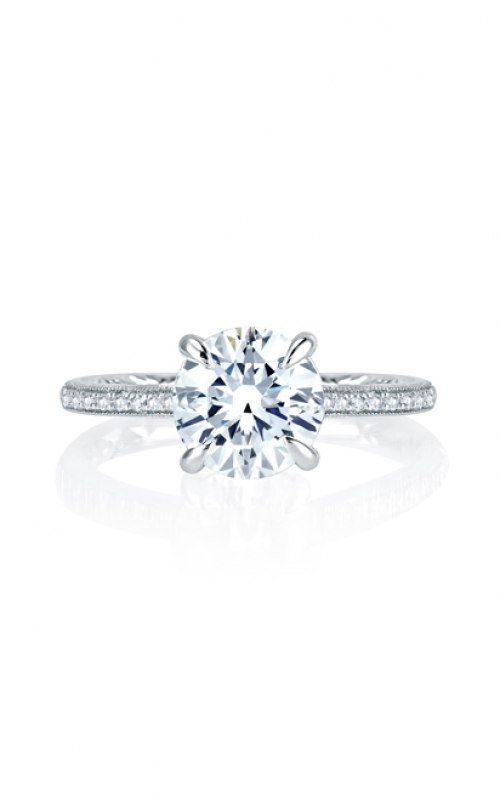 A. Jaffe Art Deco Engagement ring MES771Q-170 product image
