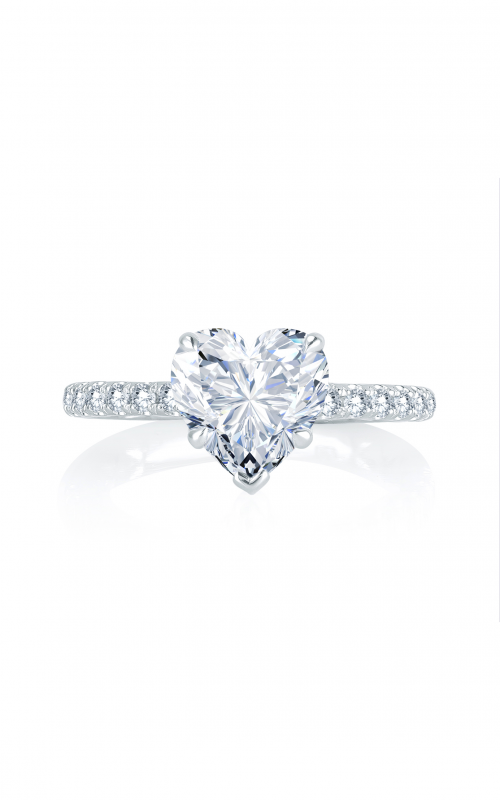 A. Jaffe Classics Engagement ring MES772Q-228 product image