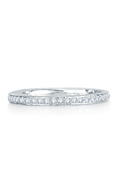 A. Jaffe Art Deco Wedding band MRS754Q product image