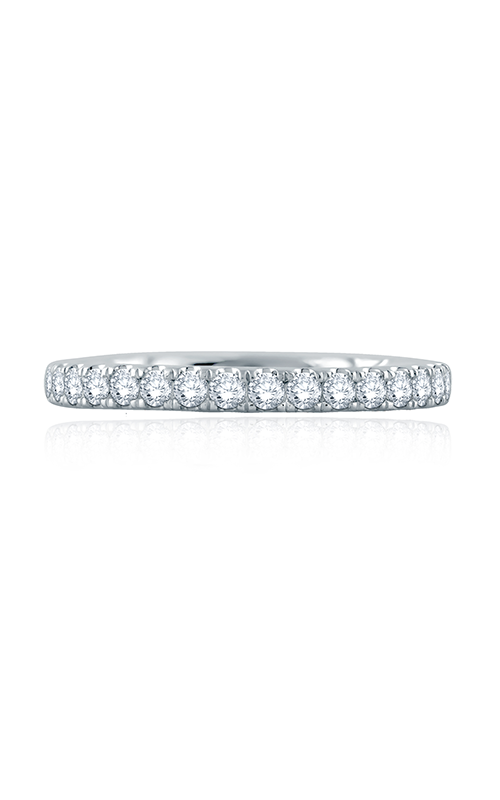 A. Jaffe Seasons of Love Wedding band MR2165Q product image