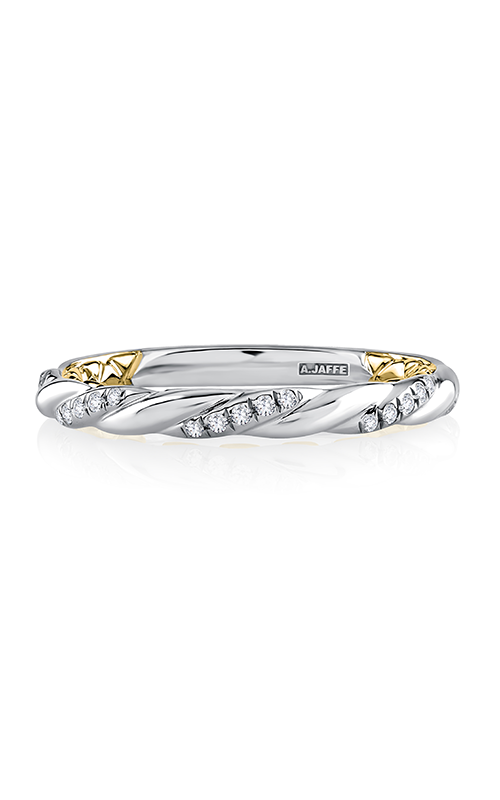A. Jaffe Seasons of Love Wedding band WRC1112Q product image