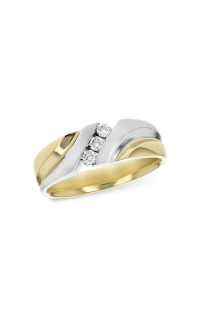 Allison Kaufman Men's Wedding Bands L120-04047