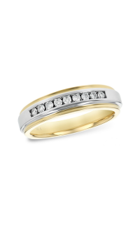 Allison Kaufman Men's Wedding Bands K120-04911