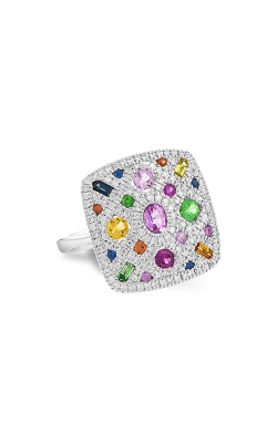Allison Kaufman Fashion ring L027-32265 W product image