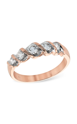 Allison Kaufman Women's Wedding Bands Wedding Band B120-06729_P product image