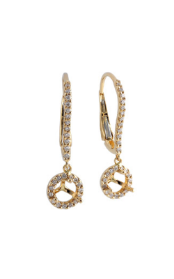 Allison-Kaufman Earrings E210-08611 Y product image