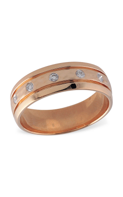 Allison Kaufman Men's Wedding Bands Wedding Band E211-84929_P product image