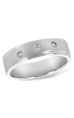 Allison Kaufman Men's Wedding Bands Wedding Band L215-52201_W product image