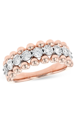 Allison Kaufman Women's Wedding Bands Wedding Band K300-01338_P product image