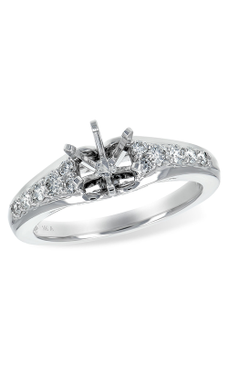 Allison-Kaufman Engagement Ring B215-54002 W product image