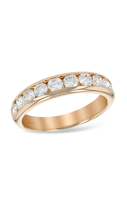 Allison Kaufman Women's Wedding Bands Wedding band E120-05875_P product image