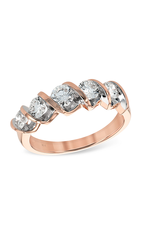 Allison Kaufman Women's Wedding Bands Wedding band E120-05902_P product image