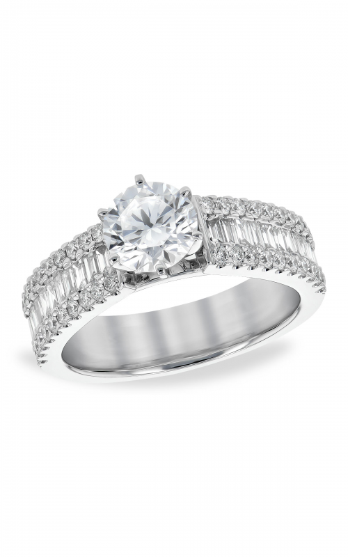 Allison-Kaufman Engagement Ring A215-50384_W product image