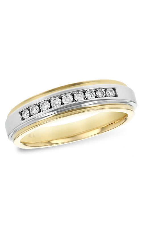 Allison Kaufman Men's Wedding Bands Wedding band K120-04911_Y product image