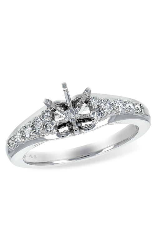 Allison Kaufman Engagement Rings Engagement ring, B215-54002_W product image